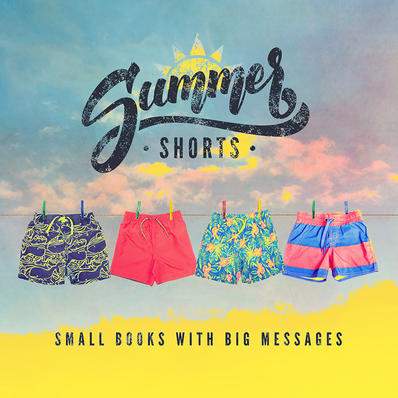 Sermon Series: Summer Shorts – Small books with big messages