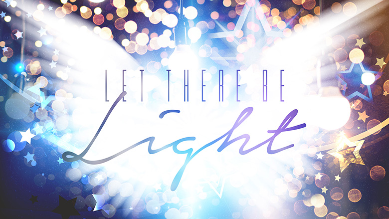Sermon Series Graphic – Let there be Light