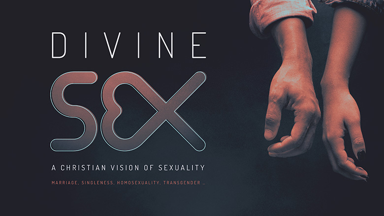 Sermon Series Graphic – Divine Sex – A Christian vision of sexuality